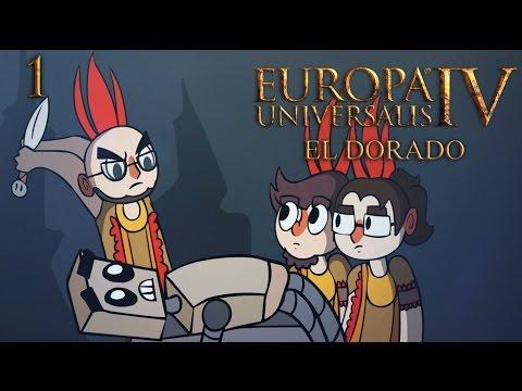 Europa Universalis IV El Dorado Multiplayer 1