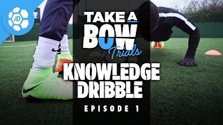 Stevo The Madman Vs Craig Mitch - Take a Bow Trials: Knowledge Dribble (Nike Hypervenom 3)