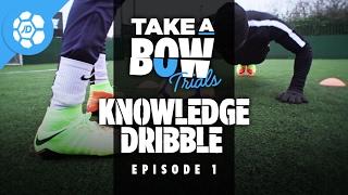 Stevo The Madman Vs Craig Mitch - Take a Bow Trials: Knowledge Dribble (Nike Hypervenom 3)