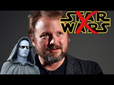 Rian Johnson is NOT Working On His New Trilogy!
