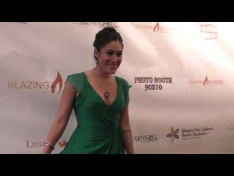 Q'orianka Kilcher at the 2nd Annual Legacy Series Charity Gala at Casa Del Mar Hotel in Santa Monica