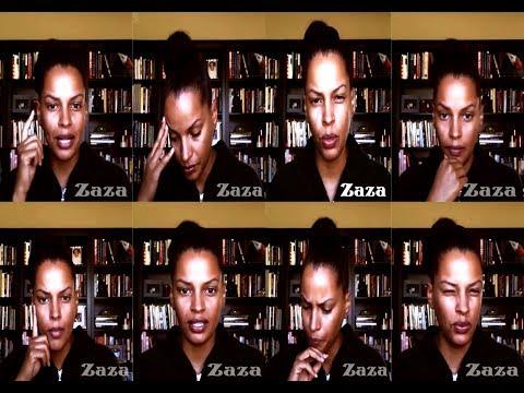 ZAZA ALI Responds To 'Bashing Gays & Closet Lesbian' Comments