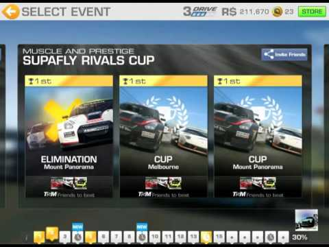 Real Racing 3: Ford Shelby GT350R