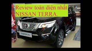 Review Nissan TERRA toàn diện nhất.