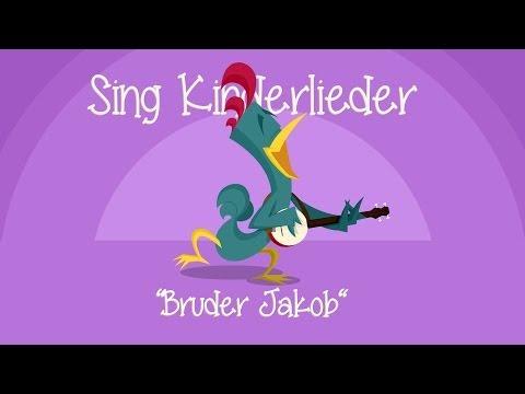 Bruder Jakob (Frère Jacques) - Kinderlieder zum Mitsingen | Sing Kinderlieder