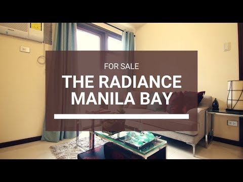 The Radiance Manila Bay In Pasay - Review Of 1 BR Condo With Balcony - Project By Robinsons Land
