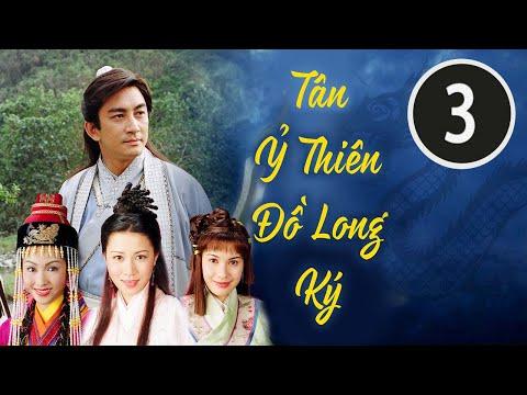 Tân Ỷ Thiên Đồ Long Ký 03/42 (tiếng Việt); DV chính: Ngô Khải Hoa, Lê Tư; TVB/2000