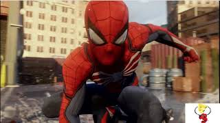 SPIDERMAN PS4 NEW trailer Человек Паук Новый Трейлер E3 2016