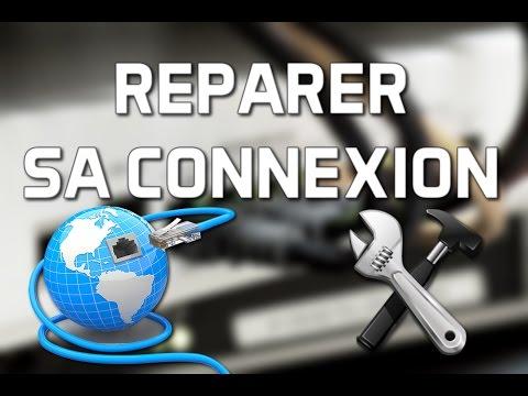 [TUTO] Réparer sa connexion Internet