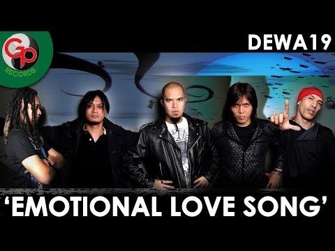 DEWA 19 - Emotional Love Song