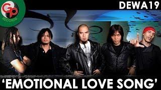 DEWA 19 - Emotional Love Song (Lyric)