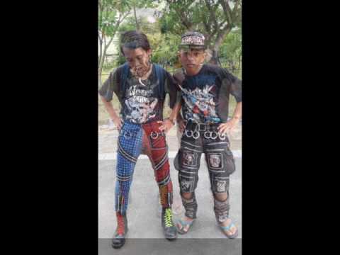 Balang baru street punk
