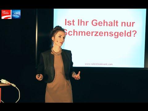 Weg zur souveränen Kündigung | Valentina Levant IAA Frankfurt