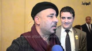 """محمد سعد ردًا على مصور: هيفاء متدعمش """"وش السعد"""" إزاي؟ أنت بتهزر!"""