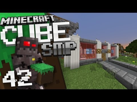 Minecraft Cube SMP S1 Episode 42: Cube Karaoke