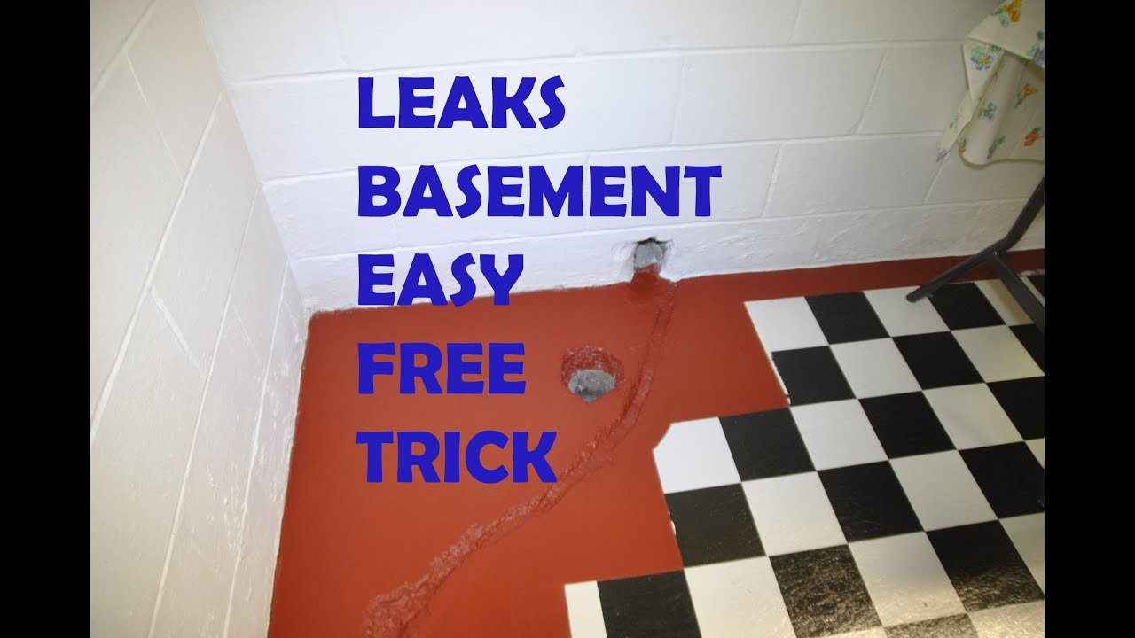 floor basement drain installation with tile field cavity control edging interior watch mti and