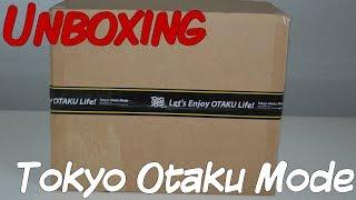 Unboxing - Tokyo Otaku Mode