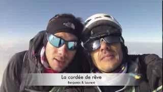 Roc Altitude Bar sur Aube, au sommet du Mont Blanc