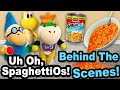 SML Movie: uH Oh SpaghettiOs! (Behind the Scenes)