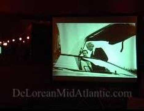 Fred Dellis speaks to DeLorean Mid-Atlantic Club 2007