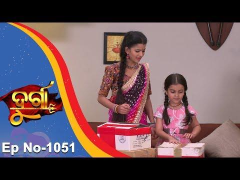 Durga | Full Ep 1051 | 21st Apr 2018 | Odia Serial - TarangTV