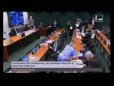 TRABALHO, ADMINISTRAÇÃO E SERVIÇO PÚBLICO - Reunião Deliberativa - 18/05/2016 - 10:32