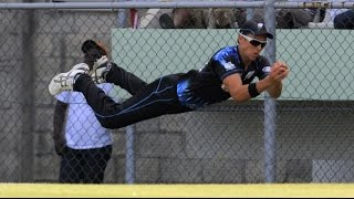 Amazing cricket catches by Trent Boult
