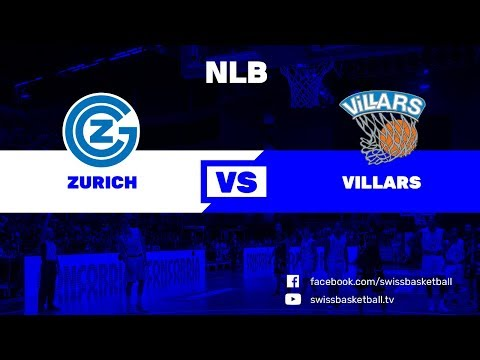 NLB - Day 13: Zürich vs. Villars