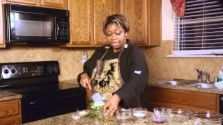 Tri-color Orzo Salad : Making Salads