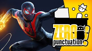 Spider-Man: Miles Morales (Zero Punctuation) (Video Game Video Review)