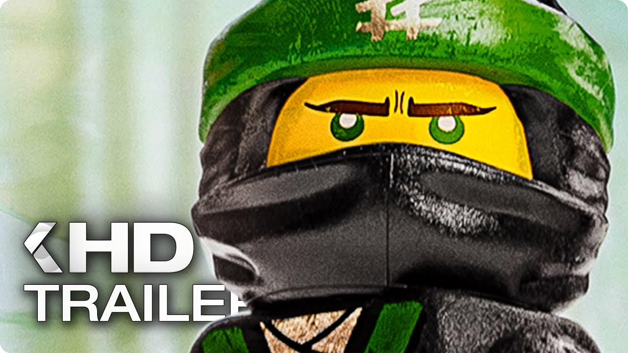 THE LEGO NINJAGO MOVIE Trailer 2 (2017) - YouTube