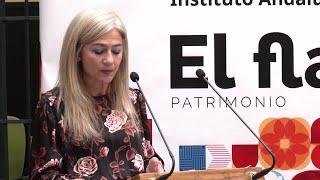 Del Pozo reafirma el compromiso de la Junta con el flamenco