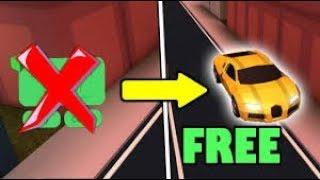 Roblox jailbreak Bugatti ALDIM!/son bölüm