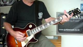 How to play NIGHTS IN WHITE SATIN Moody Blues by Guitars Rock