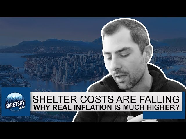 Shelter Costs Are Falling? Why Real Inflation Is Much Higher