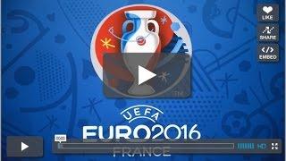 Россия Словакия Смотреть онлайн ЕВРО 2016 прямой эфир 15 июня