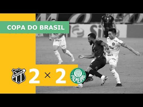 Ceará Palmeiras Goals And Highlights