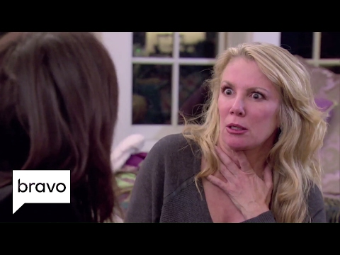RHONY: Did Bethenny Frankel Sleep Her Way to the Top? (Season 9, Episode 10) | Bravo