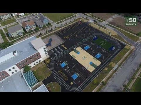 $150k Multi-Sport Complex Opens