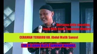 LIVE TERBARU.. CERAMAH BAHASA MADURA KH MALIK SANUSI DI LOBUK BLUTO SUMENEP MADURA