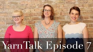YarnTalk Episode 7 | Independent Publishing, Knitting Brainwaves & Emily Ringelman
