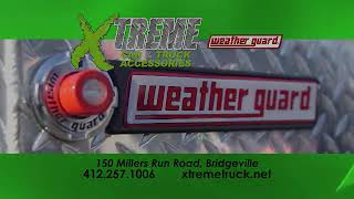 Weatherguard Products at Xtreme Car & Truck Accessories Pittsburgh PA