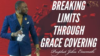 COVERED | BREAKING LIMITATIONS BY GRACE COVERING  | SUN. 12TH APRIL 20 | with prophet John Enumah