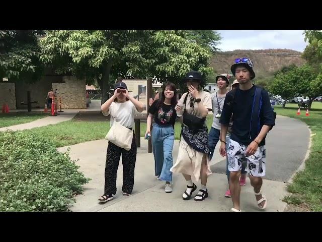 URB-E Hawaii Diamond Head Ride & Hike!