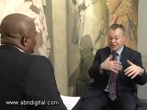 Talking Telcos with Nokia CEO Stephen Elop