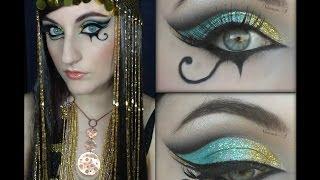 "Katy Perry ""Dark Horse"" Inspired Egyptian Make Up Thumbnail"