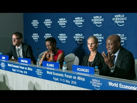 Africa 2016 - Issue Briefing: Tackling Inequality in Africa
