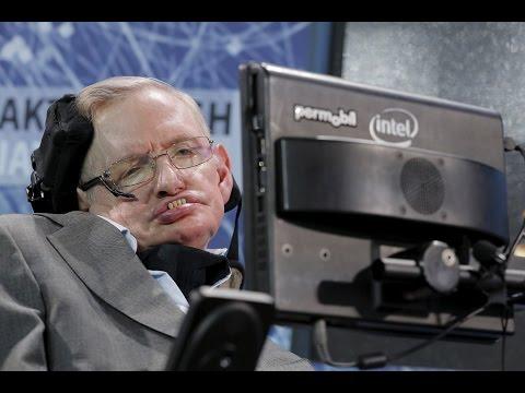 Stephen Hawking on world