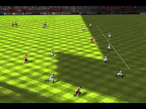 FIFA 13 iPhone/iPad - Feyenoord vs. NAC Breda