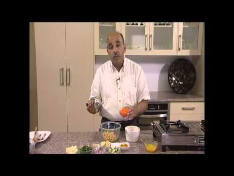 Ayurvedic Cooking - Chickpea Salad